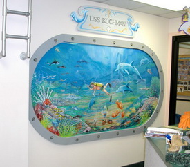Pediatric Office Decor about our office - pediatric dentist in pittsford, ny