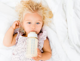 Pediatric Dentist in Pittsford, NY - Baby Bottle Tooth Decay